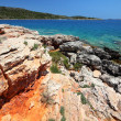 Croatia - Murter island coast — Stock Photo