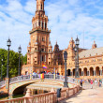 Seville, Spain — Stock Photo