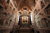Parma cathedral — Stock Photo