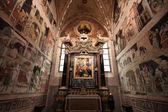 帕尔马大教堂 — 图库照片