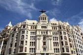 Valencia, španělsko — Stock fotografie