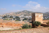 Granada - Alhambra — Stock Photo