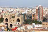 Valencia na — Zdjęcie stockowe