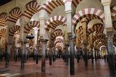 Mezquita a cordoba — Foto Stock
