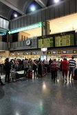 Flughafen valencia — Stockfoto