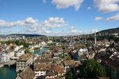 Zurich, Switzerland — Stock Photo