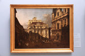 Canaletto art — Stock Photo