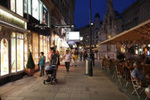 Vienna - Graben — Stock Photo