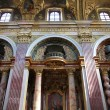 Vienna - Jesuit church — Stock Photo
