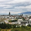 Reykjavik, Iceland — Stock Photo