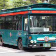 Kobe public transportation — Stock Photo