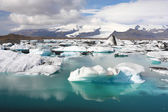 Iceland - Jokulsarlon — Stock Photo