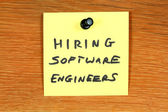 Software engineer — Stock Photo