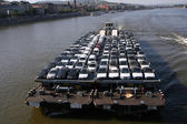 Spedizione del Danubio — Foto Stock