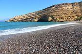 Matala, Crete — Stock Photo