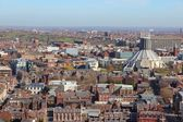 Roman Catholic Liverpool Metropolitan Cathedral — Stock Photo