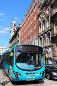 Liverpool City Bus — Stock Photo