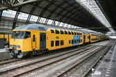 Stazione di Amsterdam — Foto Stock