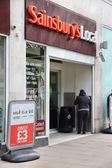 Sainsbury's — Stockfoto