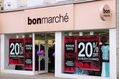 Bonmarche fashion — Stock Photo