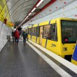 Essen light rail — Stock Photo #30207921