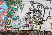 Timisoara graffiti — Stock Photo