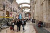 Milan Centrale — Zdjęcie stockowe