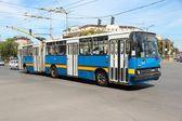Sofia-trolleybus — Stockfoto