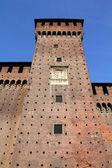 Zamek milano — Zdjęcie stockowe
