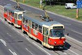 Bratislava openbaar vervoer — Stockfoto