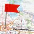 Winnipeg — Stock Photo