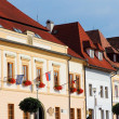 Bardejov in Slovakia. Old town is a UNESCO World Heritage Site. — Stock Photo #30211311