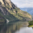 Stock Photo: Norway fjord