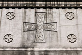 基督教的十字架 — 图库照片