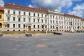 Pecs, maďarsko — Stock fotografie