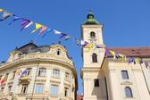 Sibiu, Rumanía — Foto de Stock