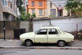 Dacia 1300 v rumunsku — Stock fotografie