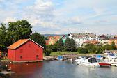 Kristiansand, noruega — Foto de Stock