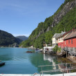 Hardanger Fjord, Norway — Stock Photo #30222647