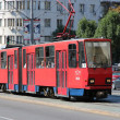 Belgrade tram — Stock Photo #30226029