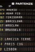 Aeropuerto — Foto de Stock