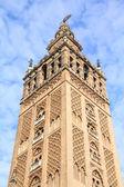 塞维利亚大教堂 — 图库照片