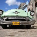 Oldtimer in Cuba — Stockfoto #30236357