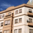 Apartment building in Spain — Stock Photo