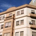 スペインでのアパートの建物 — ストック写真