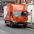 Stock Photo: TNT Express Logistics