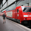 Stock Photo: Deutsche Bahn