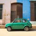 Постер, плакат: Cuba car