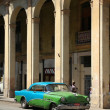 Car in Cuba — Stock Photo