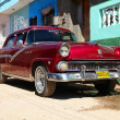 Old car in Cuba — Stock Photo #30237139